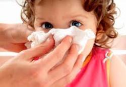 Кровь из носа у ребенка. Что делать