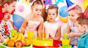 День рождения вашего ребёнка: как устроить праздник