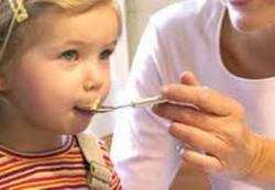 Детский кашель как симптом