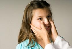 Что делать, если ребёнок сломал нос
