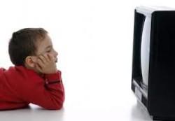 Длительный просмотр телевизора влияет на структуру детского мозга
