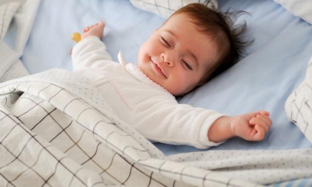 Крепкий сон малыша