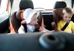 Детское автокресло. Чтобы полюбилось
