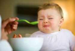 Почему ребёнок может очень плохо есть