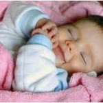 Сон младенца: пособие для молодой мамы