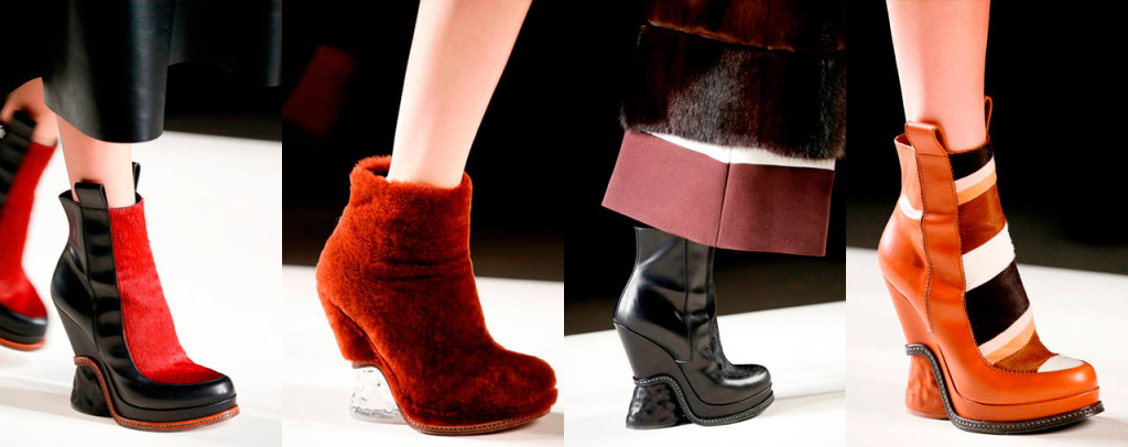 Модная обувь сезона осень-зима 2015-2016. (обувь)