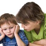 Воспитание ребёнка: ошибки