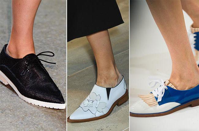 Модная обувь: сезона весна-лето 2015