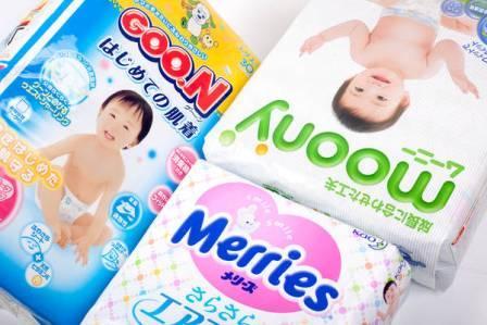Интернет-магазин детских японских товаров Baby Smile
