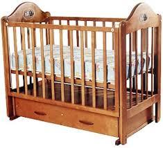 Детская кроватка и ее содержимое. Правила выбора