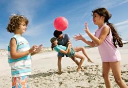 В отпуск вместе с детьми