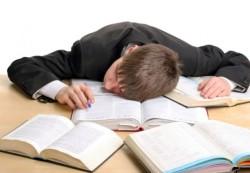 Исследование показало, что детям нужно спать после учебы