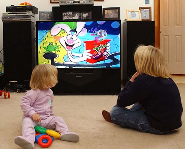 Отучиваем ребёнка от телевизора — несколько советов