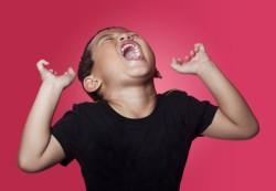Что делать, если у ребенка истерика
