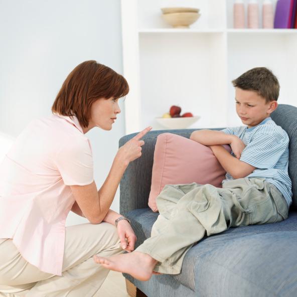 Как научить ребенка не капризничать