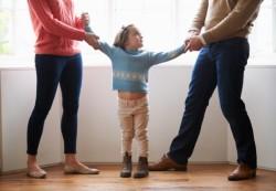 Как уберечь ребенка от родительских ссор