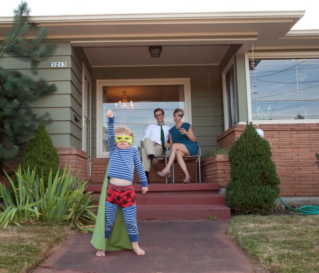 Новый муж: правила знакомства с ребенком