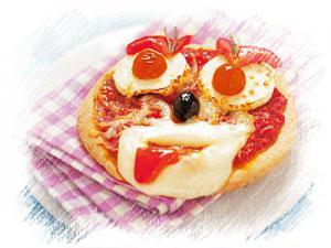 Детское питание и пицца