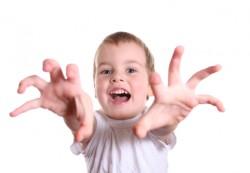Дети и фильмы ужасов