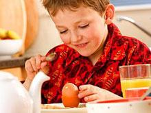 Продукты, богатые белком, помогают тучным подросткам похудеть
