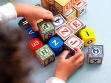 Богатый словарный запас помогает детям учиться
