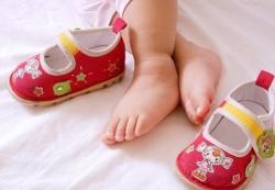 Первая обувь для малыша: как сделать правильный выбор?