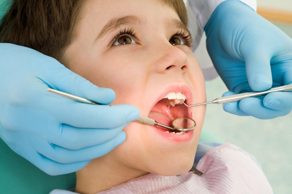Современная дисциплина: детская стоматология