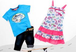 Детская одежда. Удобная одежда для юных модников и модниц