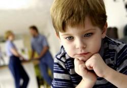 Мужчины и дети после развода