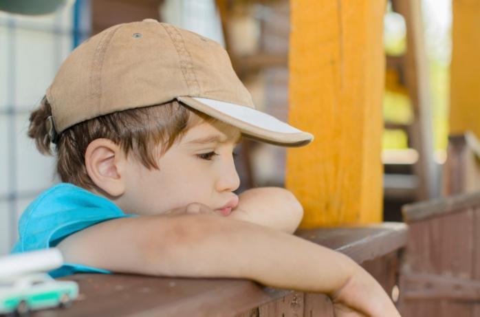 После развода: почему происходит отторжение ребенка?