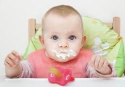 Аллергия у ребенка: ведение прикорма