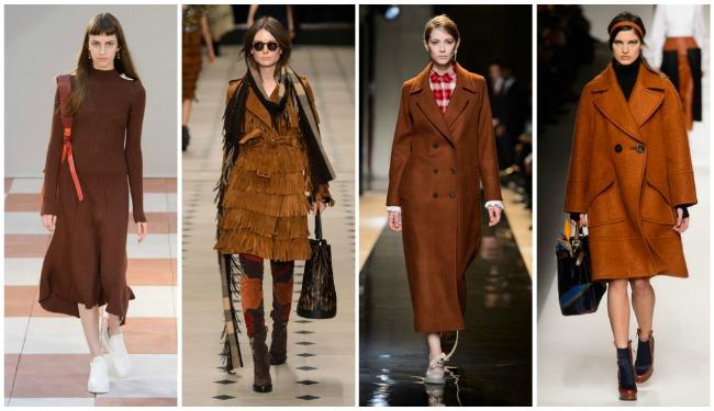 Тенденции моды осень-зима 2015-2016