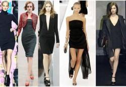 Как выбрать маленькое черное платье?