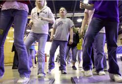 Ученые: танцы не помогут вашим детям похудеть