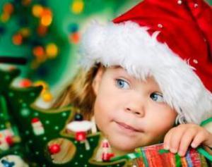 Ребенок вырастет успешным и счастливым, если верит в Деда Мороза