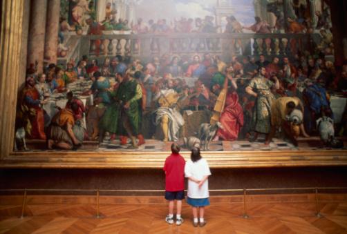 Как привить ребенку любовь к искусству