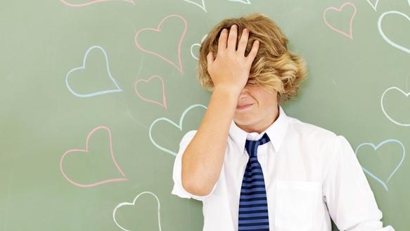 Неразделенная школьная любовь