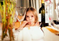 Дети и алкоголь