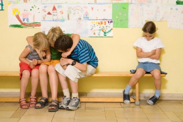 Дети и социализация: откуда берутся изгои в классе?