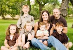 Много деток: особенности большой семьи