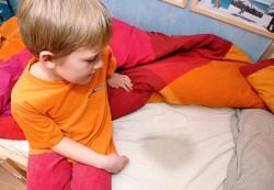 Мокрые ночи у ребенка