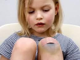 Долой зелёнку. Что делать, если ребёнок поранился?
