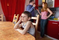 Что чувствуют дети после развода