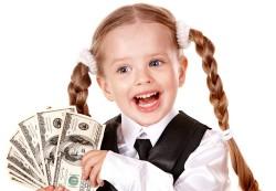 Богатенький Буратино: как отучить ребенка от излишней щедрости?