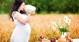 Красота при беременности
