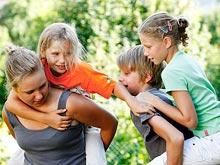 Дети из больших семей чаще имеют проблемы с поведением