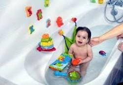 Cпециальные игрушки для купания