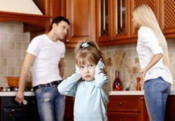 Развод родителей и его психологическое влияние на ребенка