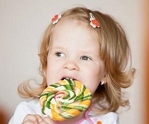 Полезные детские сладости в праздники