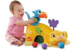 Растём и учимся с игрушками